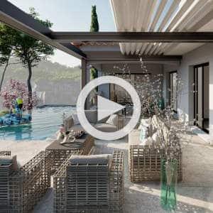 Projet de maison en vidéo