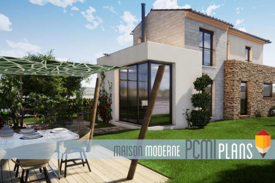 Maison moderne de 120m²